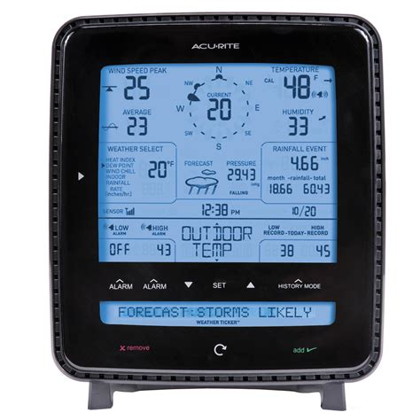 weather station wireless weather station professional