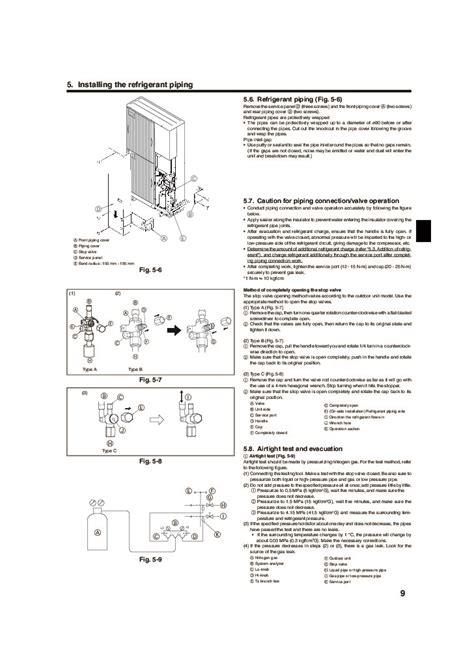 mitsubishi electric mr mitsubishi mr slim pea mxz 8a140va air conditioner
