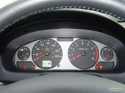 buy car manuals 2006 nissan xterra instrument cluster image 2006 nissan sentra 4 door sedan se r spec v manual instrument cluster size 640 x 480
