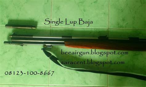 senapan angin gejluk atau locok dan pcp