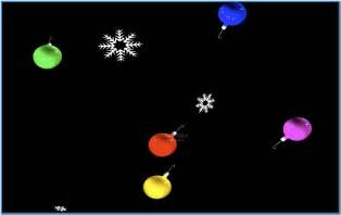 Christmas screensaver full version download free