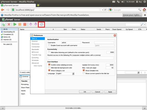 install torrent utorrent on ubuntu 14 04 install μtorrent utorrent on linux mint 12 ubuntu 11