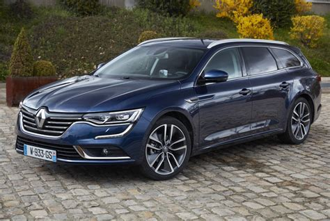 renault europe talisman estate renault s estate car is here