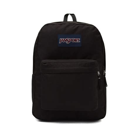 Black Backpack jansport superbreak backpack black 17117