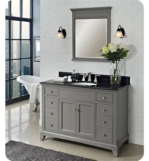 awesome interior painting bathroom vanity dark gray