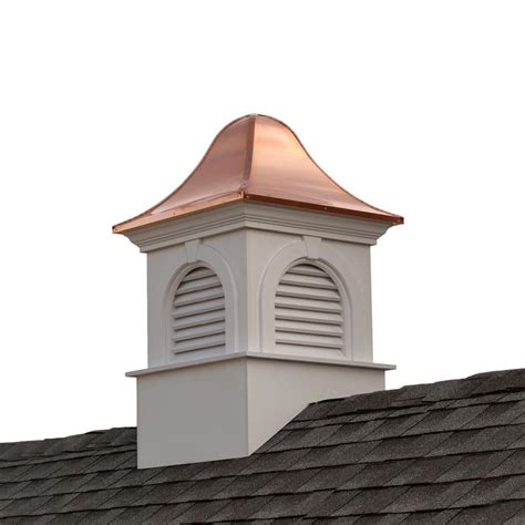 Roof Cupolas by Directions Ridgefield 60 In X 60 In X 98 In Vinyl