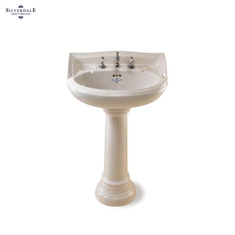 traditional bathroom basin silverdale nouveau traditional 665mm basin uk bathrooms