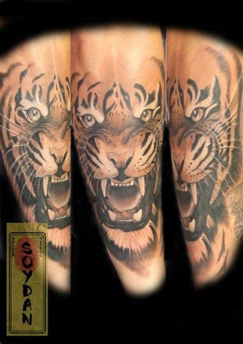 yakuza tattoo aftercare realistic tiger tattoo by yakuza tattoo