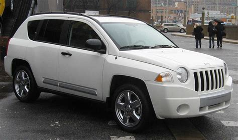 Jeep Compass 07 Jeep Compass History Photos On Better Parts Ltd