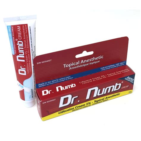 tattoo numb dr numb topical anesthetic numbing