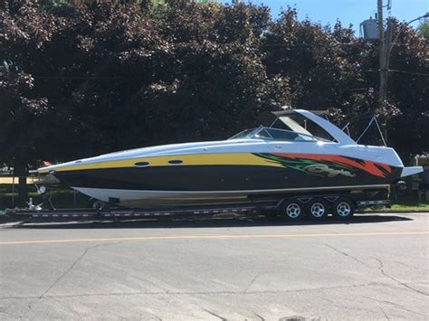 performance boats for sale in quebec baja 405 performance 2007 occasion bateau 224 vendre au
