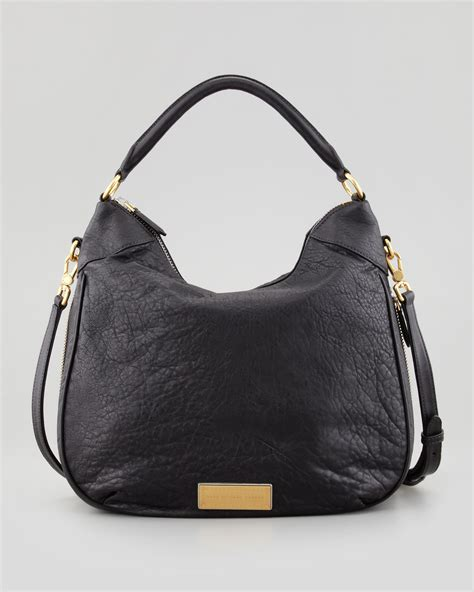 Marc Hobo by Marc By Marc Washed Up Billy Hobo Bag In Black Lyst