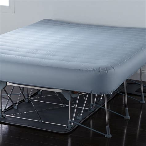ez bed concierge collection lightweight inflatable ez bed queen new
