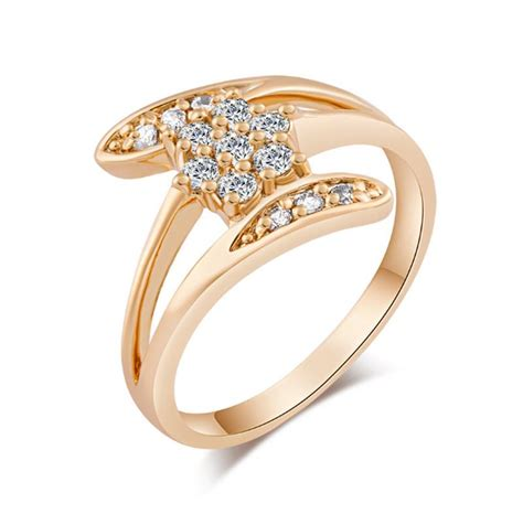 2016 New Pretty Design Ring For Girls Top Quality Concise
