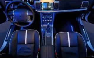 Ambient Lighting In Car Study Ambient Interior Lighting Makes Drivers Feel Safer