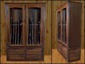 casdon wood gun cabinet pdf blueprints and how