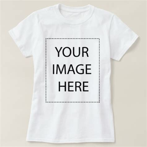 create a t shirt template create your own custom template t shirt zazzle