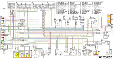81xs650 wiring 28fixed 29 to xs650 diagram wiring diagram