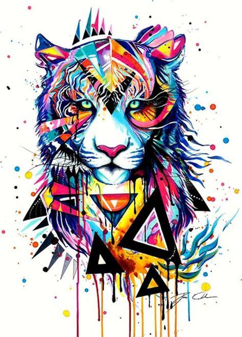 1000 ideas sobre dibujo de tigre en dibujos