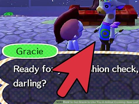 gracies shoes acnl how to get gracie to like you in animal crossing new leaf