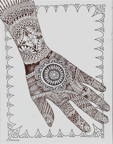 zentangle design free printable zentangle coloring pages for adults