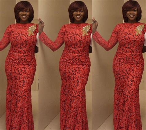 latest lace styles please rate this ankara lace style fashion nigeria