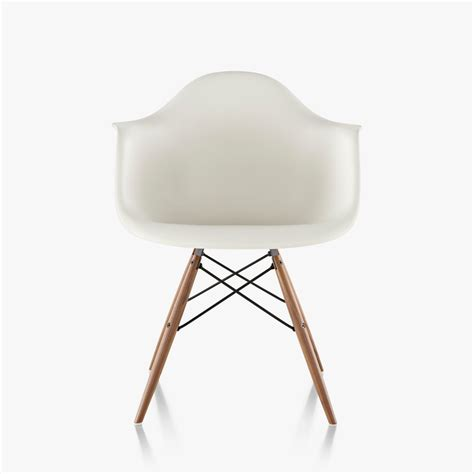 eames molded armchair eames molded plastic armchair dowel base by charles ray