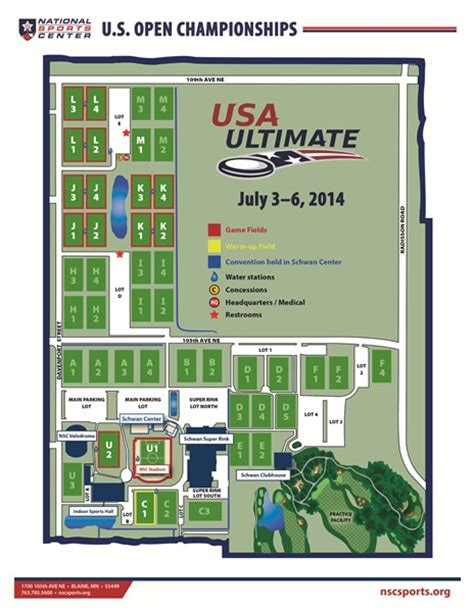Home Design Center Colorado Springs by Event Field Map Play Usa Ultimate