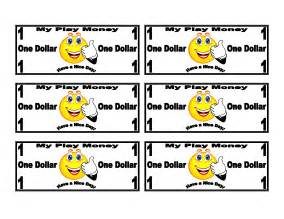 money template for school play money templates smiley free printable play money