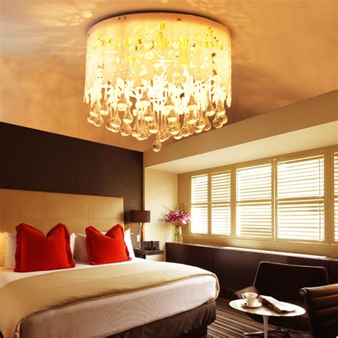 Bedroom Ceiling Light Interesting Bedroom Ceiling Lights For Enhanced Interior Illuminations Ruchi Designs