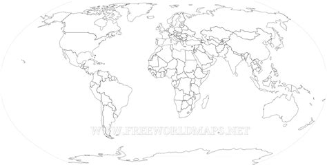 clipart black  white countries world clipground