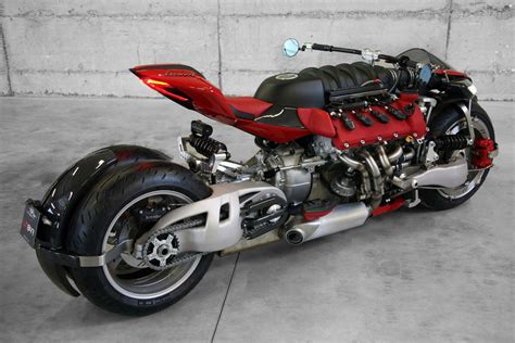 Lazareth Lm 847 A Maserati Powered Leaning Quad