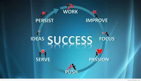 The Best Is Success Wallpaper