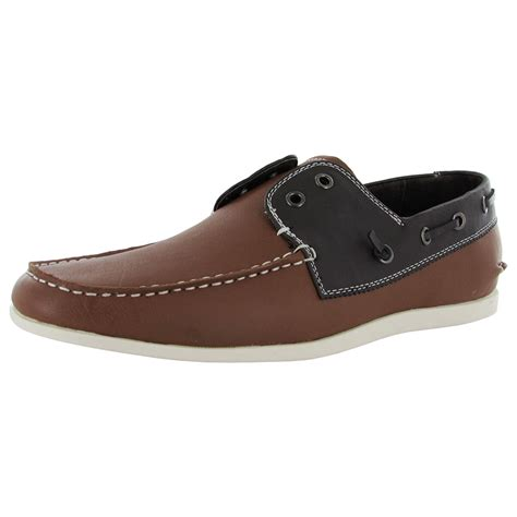madden by steve madden mens m boate casual boat shoe ebay