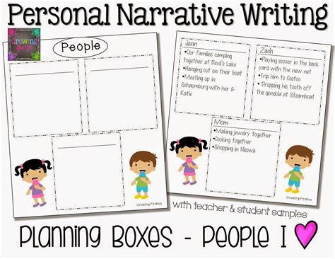 personal narrative essay sles personal narrative writing workshop unit growing firsties
