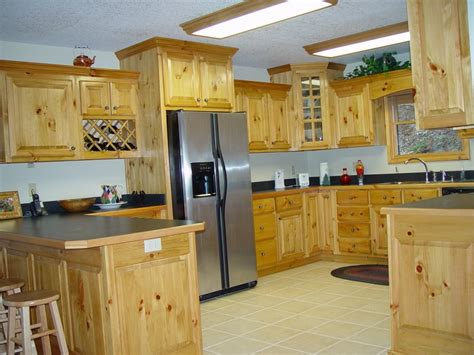 knotty pine kitchen cabinets online knotty pine custom made kitchen cabinets and remodels