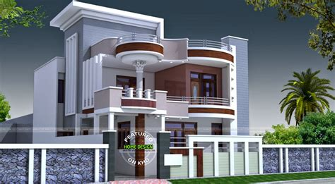 front elevation design double storey kerala houses front elevations amazing