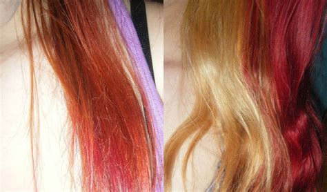 bleach half the hair how to safely bleach or dye your hair 183 how to make a