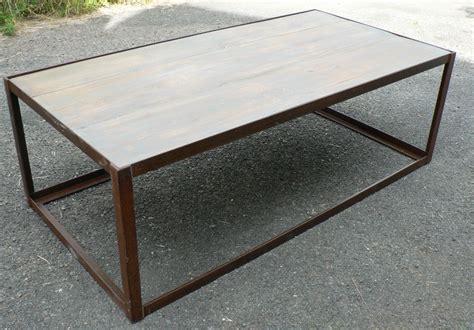 table basse jardin metal pliante ezooq