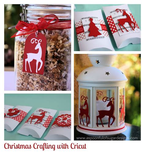 cricut christmas gift ideas paper crafts giveaway win a cricut mini digital cutter a spoonful of sugar