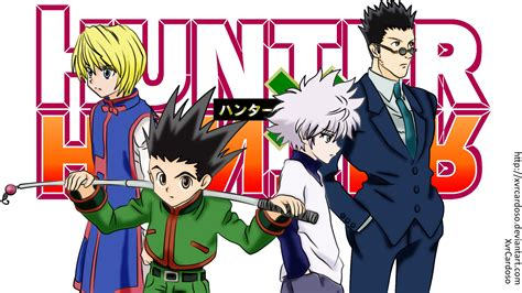 anime wallpaper hd hunter x hunter all characters hunter x hunter anime image gallery