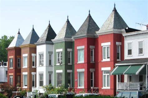 col house columbia heights row houses washington dc real estate