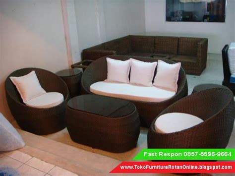Kursi Rotan Medan jual furniture rotan sintetis pabrik sofa mebel kursi