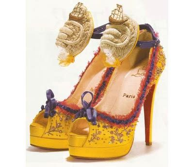 Sepatu Penari Balet fact sepatu unik dari louboutin