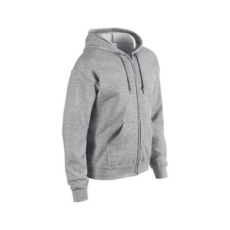 Topone88 Royal Hoodie Zipper Unisex Gray Gi18600 Heavy Blend Zip Hooded Sweatshirt Sport