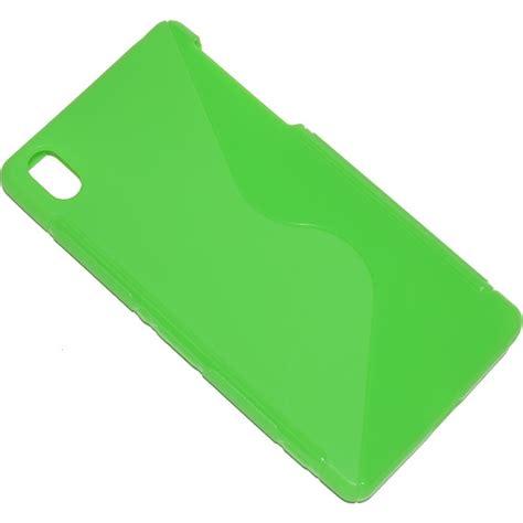 Silicon Casing Softcase Line Sony Xperia Z2 Mini ssyl custodia tpu silicone cover per sony xperia z2 green