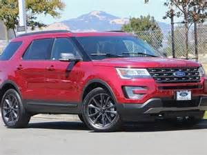 Ford Explorer 2017 Ford Explorer Xlt Fairfield With Pictures Mitula Cars