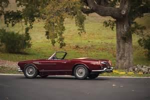 Maserati 3500 Gt Maserati 3500 Gt Spyder Prototipo Am101 1959