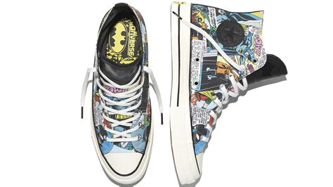 converse chuck 70 dc comics batman collection
