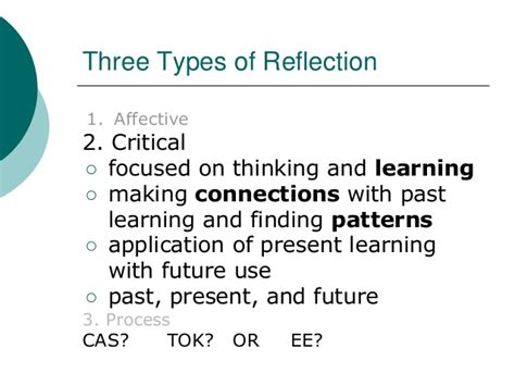 pattern completion critical thinking questions ee tok and cas reflection at st robert ppt 1